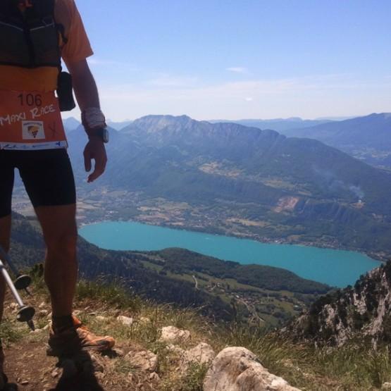 Maxi-race du lac d'Annecy