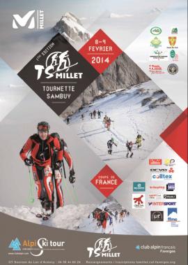 TS Millet – affiche