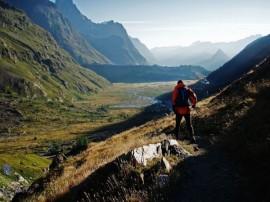 le trail en montagne